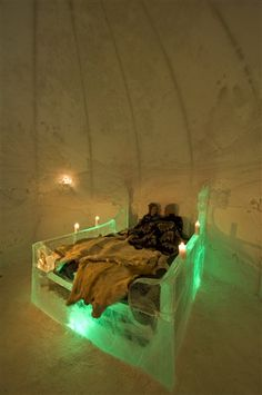 Sorrisniva Igloo Hotel, Norway