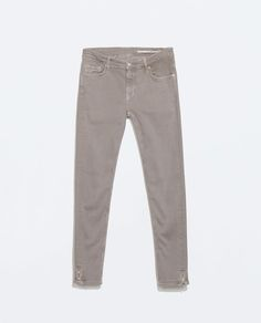Image 7 of SKINNY TROUSERS from Zara