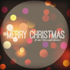Merry Christmas! <3