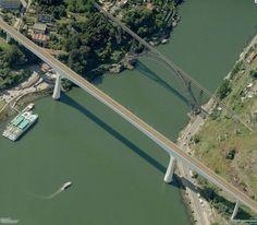 Ponte Dona Maria e São João, Porto