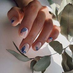 Manicure Nail Designs, Nail Manicure, Designs For Nails, Gel Polish Designs, Shellac Nail Art, Dot Nail Art, Short Nail Designs, Manicure Ideas, Simple Nail Designs