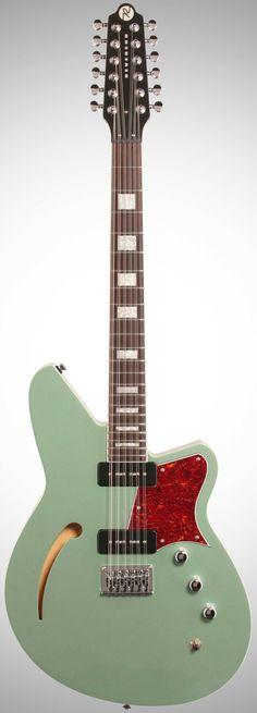 Reverend Guitars 12 string Jetstream --- https://www.pinterest.com/lardyfatboy/
