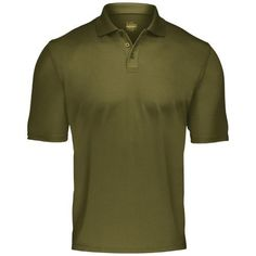 57500bfdffb Under Armour 1005492 Men s Marine OD Green Short Sleeve UA Tactical Range  Polo