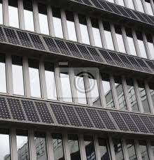 Znalezione obrazy dla zapytania panele fotowoltaiczne budynki