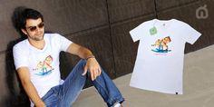 T-shirt Noppal  Tunna : www.noppalandtunna.com.                        México