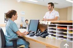 Medical Assistant Resume, Office Assistant, Medical Billing, Hospital Reception, Receptionist Jobs, Hospital Design, Clinique, College Students, Student Jobs