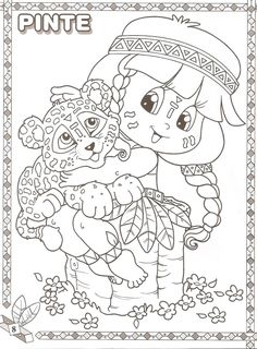 Arquivo dos álbuns Wild One Birthday Party, First Birthday Parties, First Birthdays, Coloring Books, Coloring Pages, Indigenous Tribes, Preschool Worksheets, Wild Ones, Hand Embroidery