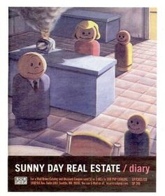 """Sunny Day Real Estate, """"Diary"""" [1994] 