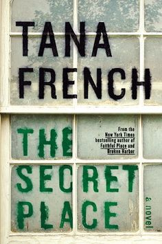 Part of a series by Tana French called the dublin murder squad. I haven't read anything by this woman... but she is on my to-read list!!