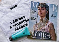 Morning 🙈☀️ #Vogue #minus417
