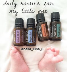 As a Mom of three it was very important for me to find safer options for my children. Ones that worked with your body not against it with no harmful side effects. Since I started using doTERRA our lives have changed. We are so much healthier and it empowered me as a mom to be able to help my kids when they were feeling yucky because I had everything I needed right at home!  Which meant saving BIG time on dr visits and meds. Here's a daily routine I do for my little one at home 😊…