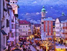 Another bucket list item -- Christmas Markets in Innsbruck, Austria