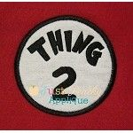 Silly Thing Patch 2 Applique Design