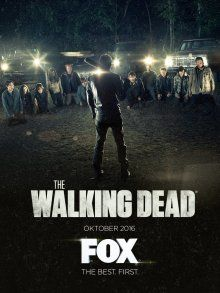 Cover Serie The Walking Dead