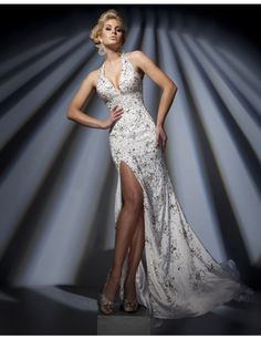 Tony Bowls TBC012 Dress #tonybowls #tonybowlsdresses #dress #sequins #sparkle #glimmer #prom #prom2015 #macktak #newyork