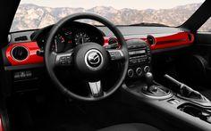2014 Mazda Miata 2014 Mazda Miata Interior – TopIsMag