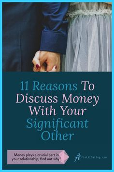 Having financial discussions with your significant other is not only important, it could very well save your relationship. Read this article to find out why!   #financialliteracy #financialpeace #financialfreedomquotes #financialgoals #financialquotes #financialindependence #financialliteracyquotes #datingadvice