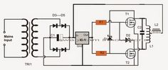 Simple Induction Heater Circuit - Hot Plate Cooker Circuit