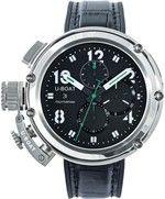 U-BOAT U-51 6952 CHRONOGRAPH GREEN LINE 51MM LIMITED EDITION X/99 - Swiss made watches - SwissTime