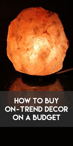 How to get modern-chic decor on a budget - Wikibuy
