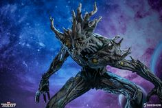Marvel Groot Premium Format(TM) Figure by Sideshow Collectib | Sideshow Collectibles