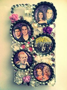 Pitch Perfect iPhone 4 Case.