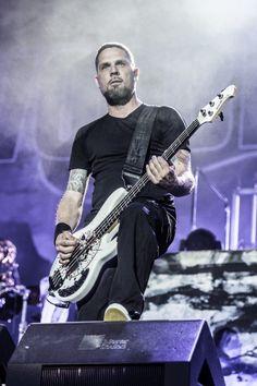 Volbeat in Odense,Denmark lørdag d. 1. august 2015