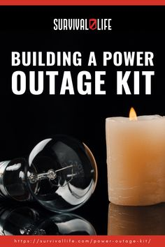 A power outage kit is a survival kit that every prepper should invest in. Power outages are relatively common, and some may take longer than expected. #poweroutage #blackout #poweroutagekit #blackoutkit #survival #preparedness #survivallife Survival Life, Survival Skills, Power Outage Kit, Glow Kit, Safety Tips, Emergency Preparedness, Deck Of Cards, Investing