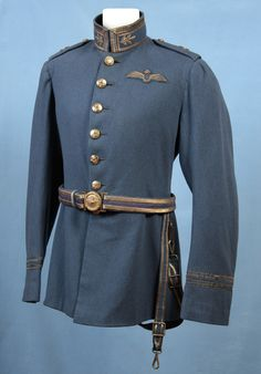 Another Alexis variant; again, not quite right, as it seems that there was no official RAF dress uniform in the '50s...