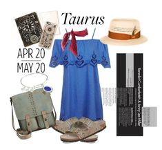 """Taurus"" by abel-theia ❤ liked on Polyvore featuring Topshop, kangol, Studio Oh!, Casetify, Birkenstock, Patricia Nash and Alex and Ani"