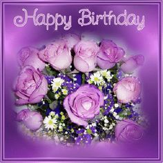 10 Happy Birthday Quotes With Beautiful Images - Geburtstag Purple Happy Birthday, Happy Birthday Cousin, Birthday Wishes For Kids, Happy Birthday Video, Birthday Girl Quotes, Birthday Presents For Girls, Happy Birthday Flower, Birthday Roses, Birthday Blessings