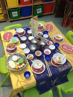 Chinese restaurant Chinese New Year Activities, Chinese New Year Crafts, New Years Activities, Nursery Activities, Preschool Activities, Diversity In The Classroom, Around The World Theme, Chinese Theme, Restaurant Themes