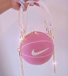 Pink Tumblr Aesthetic, Baby Pink Aesthetic, Badass Aesthetic, Bad Girl Aesthetic, Bad Girl Wallpaper, Pink Wallpaper Iphone, Pink Basketball, Basketball Season, Girls Basketball