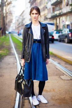 Wear you tights 冬季時尚褲襪穿搭法終極指南 | Popbee - a fashion, beauty blog in Hong Kong.