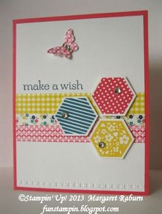 Washi + Six-Sided Sampler by mraburn - Cards and Paper Crafts at Splitcoaststampers