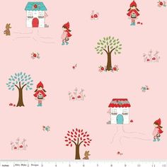 Tasha Noel - Little Red Riding Hood - Main in Pink  @Mj Corkery LookBooks