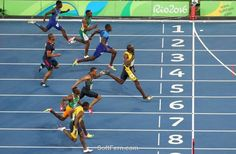 Olympic Games Rio 2016. Men, 100 m. Final. Finish        Video. Olympic Games…