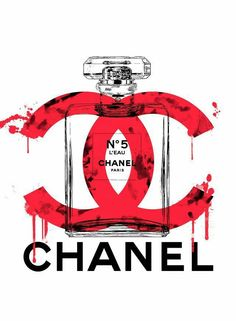 Captured with Lightshot Watercolor Fashion, Watercolor Art, Perfume Chanel, Mode Poster, Chanel Wallpapers, Chanel Poster, Chanel Decor, Photo Deco, Graphisches Design