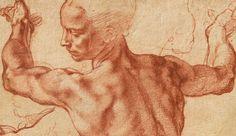Michelangelo Sketch
