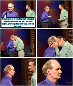 whose line is it anyway?, television, colin mochrie, ryan stiles