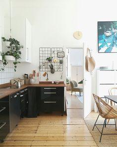 wohnkuche streichen ideen, ich habe ja vor | bilder | pinterest | wohnküche, holzboden und, Design ideen