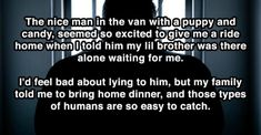 6 Terrifying Two-Line Horror Stories That Are Creepy As Hell