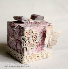 Grani di pepe: A little shabby package