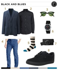 English heartthrob of The Twighlight Saga, Robert Pattinson is one of the highest paid actors in Hollywood. Make your style match his with the daily outfit.