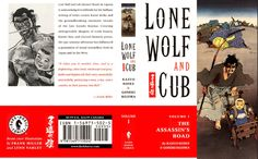 LONE WOLF AND A CUB is by far the best comic I have ever read. This is my number one inspiration in writing and drawing comic. I literally reread the comic again and again in my past time. It tells a story of a true samurai who seek for revenge. I highly recommend it not only because of the art but also the strong historical setting and plot. This is a quality master piece I am talking about, no shit. I owe billions of thanks to mas Edwin for sharing such a treasure. GBU.