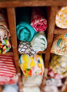 my fabric collection, photo: beaux arts