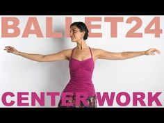 Ballet Workout: Center Work for Beginners Pilates Barre, Barre Workout, Ballet Workouts, Workout For Beginners, Beginner Workouts, Hourglass Figure Workout, Beginner Ballet, Adult Ballet Class, Eyes On The Prize