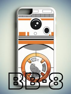 BB8 iPhone 7 Case Star Wars BB-8 Robot iPhone 4s 5 SE 5s 5c 6s 6 7 plus cover case Samsung Galaxy S4 S5 S6 S7 Edge Note 3 4 5 by zoobizu from zoobizu. Find it now at http://ift.tt/2g7O53K!