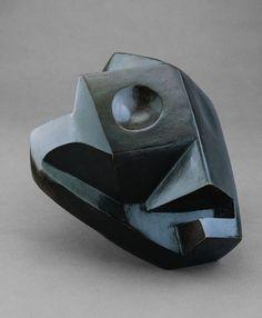 Tete cubiste. 1934 Giacometti