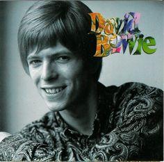 """David Bowie """"The Deram Anthology 1966 - 1968"""" 1997"""